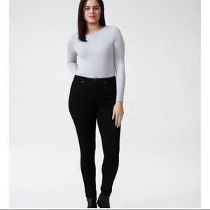 Universal Standard Seine High Rise Skinny Jeans